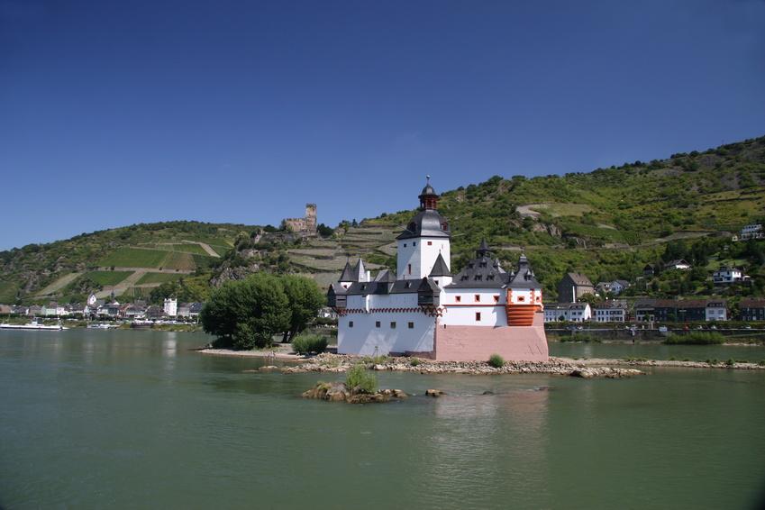 Weinanbaugeiet Rheingau