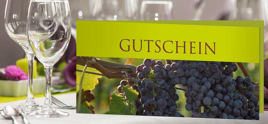 Reisegutschein Weingutscout